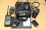 Portable SET Icom IC-706MKIIG + Kenwood TH-D72