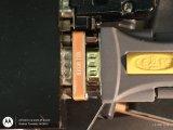 USB-COM převodník přes Null-Modem redukci k TNC