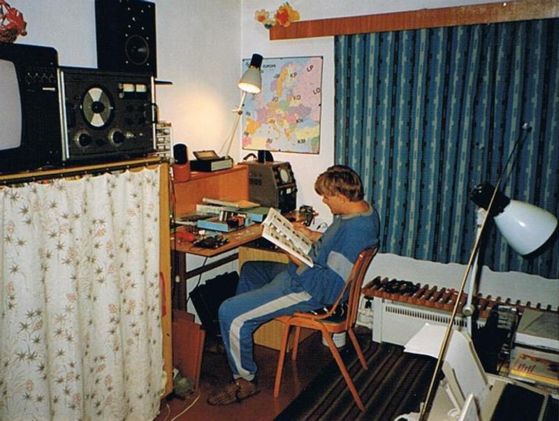 HAMSHACK 1995